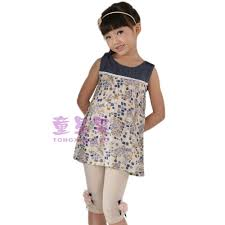 aliexpress com buy girls denim dress kids casual dresses