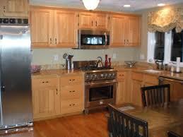 Kitchen Backsplash Designs With Oak Cabinets by Kitchen Ideas Oak Cabinets Video And Photos Madlonsbigbear Com