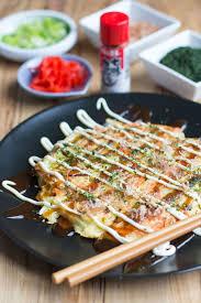 accessoire cuisine japonaise japanese okonomiyaki recipe foodies surf turf