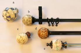Curtain Rod Set India by Curtain Rods Manufacturer U0026 Manufacturer From Moradabad India