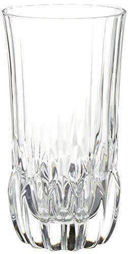 Lorren Home Trends Adagio RCR Crystal Highball Glass - 11oz, 6ct