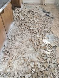 Tile Removal Crew by Removing Floor Tile Images Home Fixtures Decoration Ideas