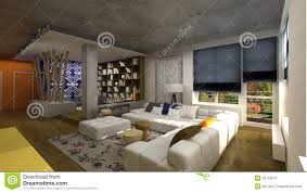 100 Home Design Websites Interior In African Style Stock Illustration Illustration