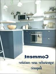 repeindre meuble cuisine laqué de les cuisines et les meubles de lu0027 peindre meuble cuisine