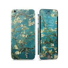 Apple iPhone 5C Skin Blossoming Almond Tree by Vincent van Gogh