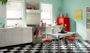1950s Kitchen Decor Ideas For Retro With Design Hd Images 34635