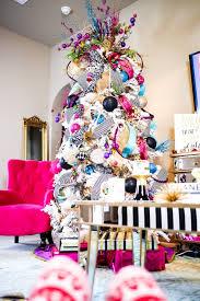 Colorful Funky Christmas Tree