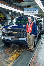 GM's Fort Wayne Assembly Plant Builds 7 Millionth Pickup Truck - The ...