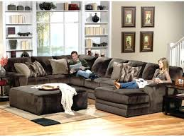 Grey Leather Sectional Living Room Ideas by Decorations Leather Sectional Sofa Decorating Ideas Taupe