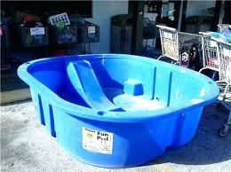 Kiddie Pool Hard Plastic Kids With Built In Slide Pools For Home Interior Designer