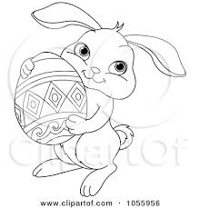 Easter Outline Pictures 28