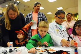 Stamford Public Education Foundation Hosts Halloween Book Fair at