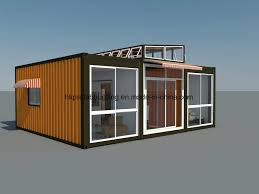 100 Modular Shipping Container Homes 40 Feet Luxury Prefabricated