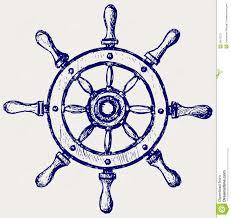 Sailboat Wheel Wall Decor by Wheel Marine Wooden Stock Image Image 26513771 Tattoos
