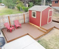 12x12 Floating Deck Plans by Build A Floating Deck 13 Steps With Pictures