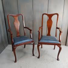 Pair Of Queen Anne Style Antique Mahogany Carver Chairs Antique Walnut Chairs Queen Anne 7 Ding Scotland Style Wing Chair Frame English Pair Of Mahogany Crook Armchairs Century Rocking For Master Small Armless Bean Seat Replacement And Painted Finish Style Carver Chair Dark Blue Shabby Chic Rustic Fniture Room Design What Is How Do You Spot It Splat Back W Cream Loveseat Edwardian Mahogany Desk Hingstons Antiques Dealers Legs Set Desk