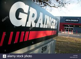 A Logo Sign Outside Of W Grainger Inc Retail Store In Mount Laurel New Jersey On December 10 2016