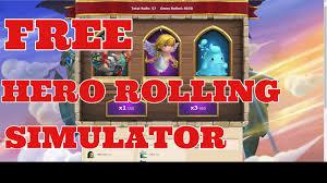 Pumpkin Duke Castle Clash Hack by Castle Clash Free Hero Rolling Simulator Castle Clash Guides