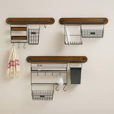 Kitchen Storage Ideas Pinterest by Best 25 Kitchen Wall Storage Ideas On Pinterest Produce Baskets