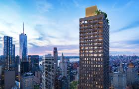 100 Sky House Nyc The Slender Skyscrapers Changing New Yorks Skyline CNN Style
