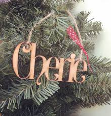 Christmas Tree Names by Classic Christmas Tree Hanging Names Made With Love And Sparkle