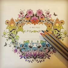 Secret Garden Colouring Book Malaysia By Hang Qiao An Inky Treasure Hunt Of
