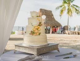 Rustic Beach Wedding Cake A Glamorous In Florida Fl Keys