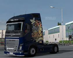 Volvo FH 2012 Tattoo Skin | ETS 2 Mods Skin Big Mama Tattoo On Tractor Volvo Vnl 670 For American Truck Renault Trucks T High Youtube Monsta Added A New Photo Facebook Thigh Is About 85 By 11 Inches 6 Hours Www Truck Tattoo Laitmercom 1950 Ford Pick Up Picture Lightsout Hiptattoos Truck Monstertruck Ink Glasses Mask Joker On Shoulder Free Semi Tattoos Download Clip Art Tow Mafia Forum Towing Related Tattoos
