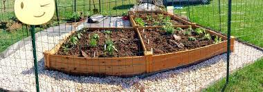 greenes cedar raised garden bed 4 ft x 8 ft x 10 5 in
