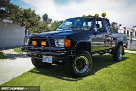 Hey McFly, Check Out These Toyotas - Speedhunters Should The 2016 Toyota Tacoma Back To Future Package Be Trucks Best Image Truck Kusaboshicom 1985 Sr5 Pickup F288 Seattle 2015 Used By Michael J Fox Marty Mcfly In The New Drivgline Carcheology Building A Star Car Planning Tribute Goes To Youtube Xtra Cab Martys Truck Back To The Future Cars And That Will Return Highest Resale Values