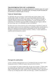 Calaméo Transformacion De La Energia