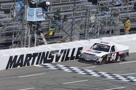 Martinsville Truck Race Starting Lineup: October 27, 2018 - Racing News