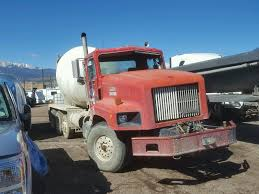 100 Trucks For Sale In Colorado Springs 1999 Ternational Paystar F5 108L 6 In CO