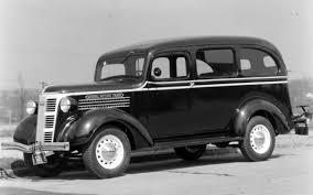 100 1937 Gmc Truck GMCSuburbanCarryall