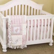 Crib Bedding for Girls Pink Crib Bedding