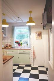 Before After 1950s Kitchen Renovation Gets A Modern Update