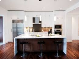Home Design Awesome e Wall Kitchen With Island Image Concepts
