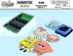 Spongebob That Sinking Feeling Full Episode by Frozen Face Off Encyclopedia Spongebobia Fandom Powered By Wikia