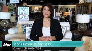 Mor Furniture Sofa Set by Mor Furniture For Less Fresno Ca Warrior Cosmo Cafe Sofa Sofas