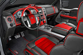 Image Of Red And Black Truck Interior - Google Search   Auto ... Custom Hotrod Interiors Portage Trim Professional Automotive 56 Chevy Truck Interior Ideas Design Top Ford Paint Home Decoration Frankenford 1960 F100 With A Caterpillar Diesel Engine Swap Priceless Door Panels Grey Silver Red Black Car Aloinfo Aloinfo Doors Online Examples Pictures Megarct Amazing Cool In Dodge Ram Decor Color Best Fresh