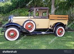 Buena Parkcalifornia April 30 2017 Vintage Stock Photo 634139039 ... Model Aa Rarities Unusual Commercial Fords Hemmings Daily Pictures Of Classic Ford Trucks 1930 A Tudor This Is My Dream Truck 1930s I Want Now Pinterest Carlaathome With A Ecoboost Inlinefour Engine Swap Depot 1931 Closed Cab Pickup Mafca Vehicles For Sale Motor News United Pacific Unveils Steel Body 193234 Trucks At Sema