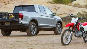 New Honda Ridgeline Has More Bed Than A Comparable Tacoma, Frontier ...