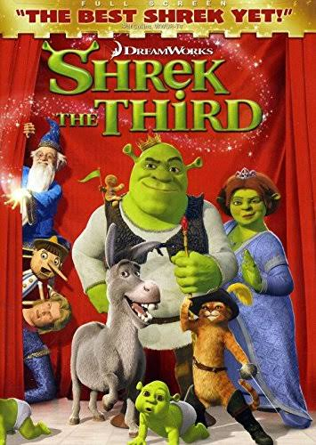 Shrek the Third - DVD