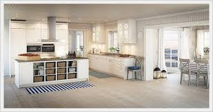 Nice Blue And White Striped Rugs In Nautical Themed Kitchen Decor