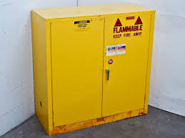 Flammable Cabinets Osha Regulations by Justrite 25300 30 Gallon Flammable Liquid Storage Cabinet