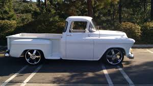 17 Awesome White Trucks That Look Incredibly Good 1955 Chevy Hot Rod Truck Bagged Air Ride Youtube Sweet Dream Network Scotts Hotrods 51959 Gmc Chassis Sctshotrods 1951 Ford Ignition Switch Wiring Diagram Online Schematics 17 Awesome White Trucks That Look Incredibly Good 195558 Cameo The Worlds First Sport Legacy Classic Returns With 1950s Napco 4x4 1957 Chevrolet Wikipedia Bodies By Premier Street Second Series Chevygmc Pickup Brothers Parts N 4100 Series Tow Truck Towmater Wrecker For Sale