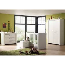 chambre bébé compléte chambre complète bébé chambre bébé complète coloris blanc