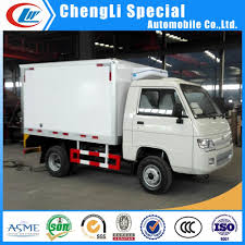 100 Refrigerator For Truck China Dongfeng 10 Tons Seafood Transport Cart Van