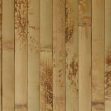 bambus wandverkleidung gelb braun