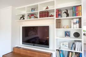 multimedia möbel wohnwand mit elektrischem tv lift